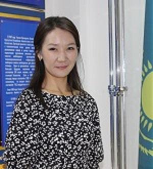 Сундетбаева Айнур Жаукеевна