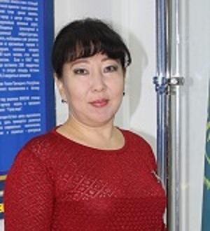 Байзакова Сауле Связхановна