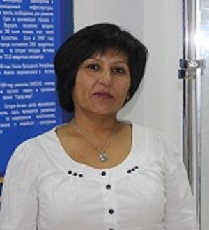 Жамалова Самал Арыновна