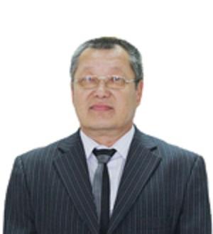 Abilkhairov Orazkhan Esenbaevich