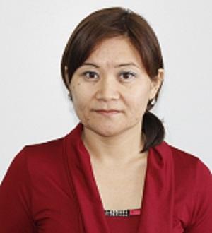 Штатбаева Гульмира Серикбаевна