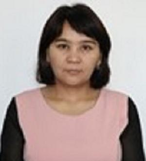 Сапарғалиқызы Әсел