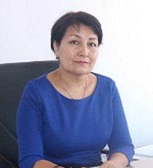 Tulegenova Anar Kabdygaliyeva