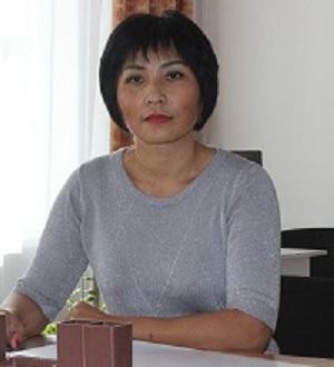 Sabitbekova Gulmira