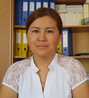 Uspanova Venera Zhumabaikyzy
