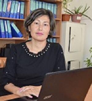 Balykbayeva Gulnara Sharifzhanovna