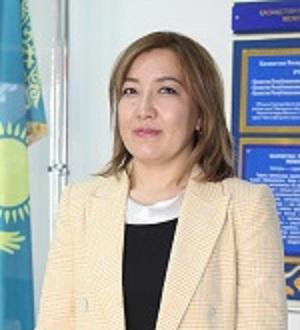 Sultangaliyeva Karlygash Usipkhankyzy