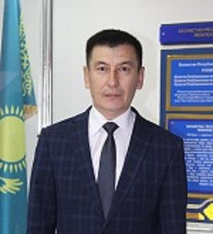 Nurkanov Margulan Abilbekovich