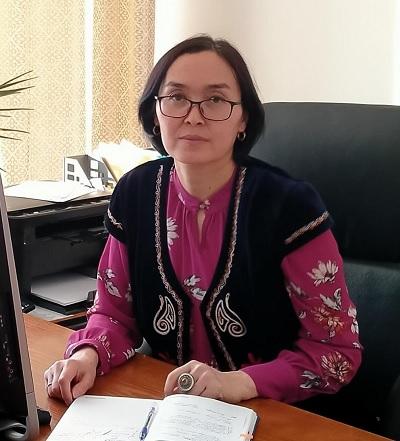 Antayeva Almagul
