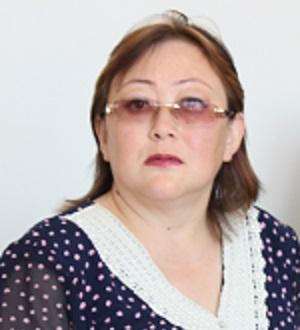 Shayakhmetova Aigul Asylkhanovna