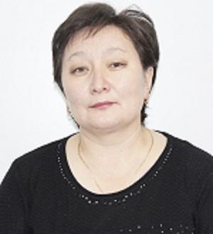Тауекелова Анар Еламановна
