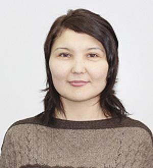 Акылбекова Эльмира Акылбековна