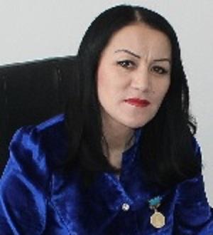 Конкина Гульбаршин Спановна