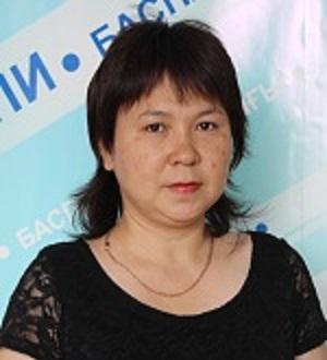 Оразбекова Роза Сундетбековна